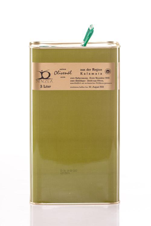 3 Liter Denzel Olivenöl