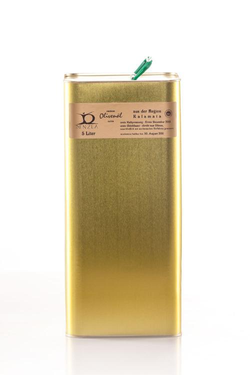 5 Liter Denzel Olivenöl