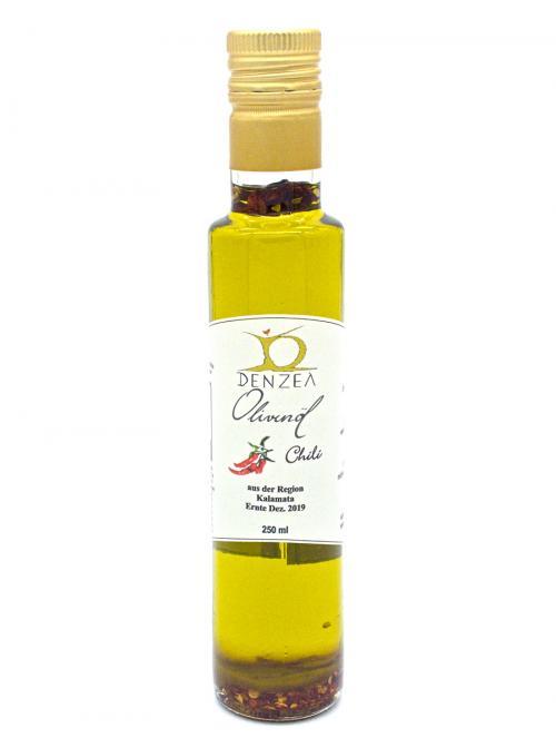 Denzel Olivenöl Chili 250 ml