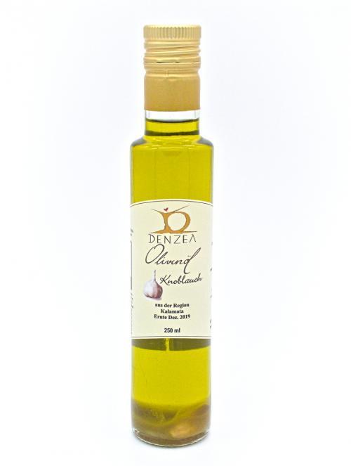 Denzel Olivenöl Knoblauch 250 ml
