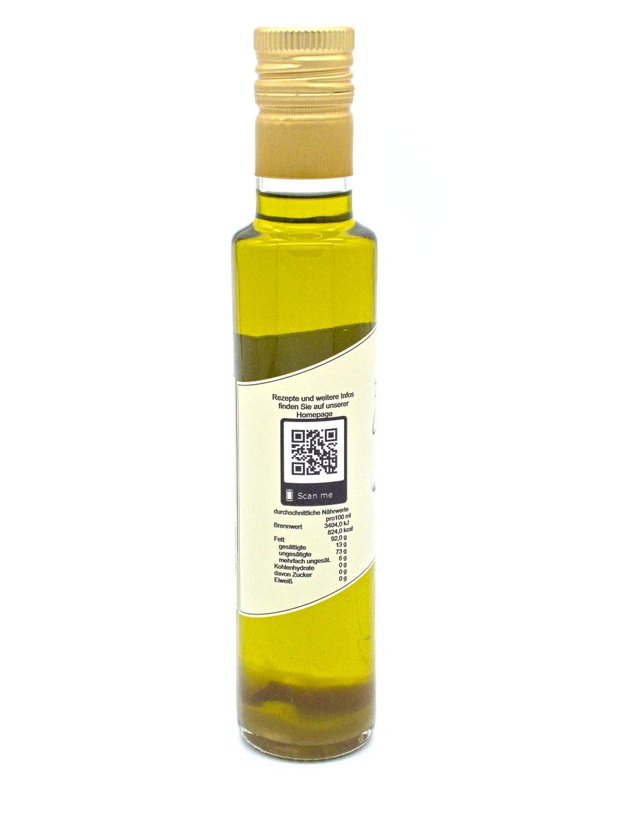 Denzel Olivenöl Knoblauch Nährwerte