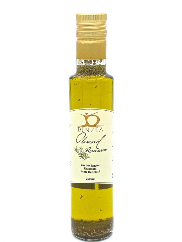 Denzel Olivenöl Rosmarin 250 ml