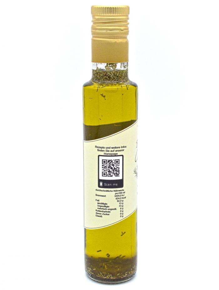 Denzel Olivenöl Rosmarin Nährwerte