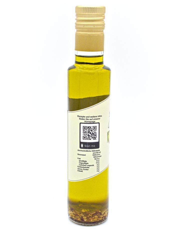 Denzel Olivenöl Zitrone Nährwerte