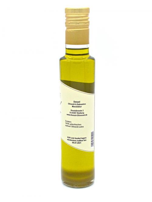 Denzel Olivenöl nativ extra Zutaten
