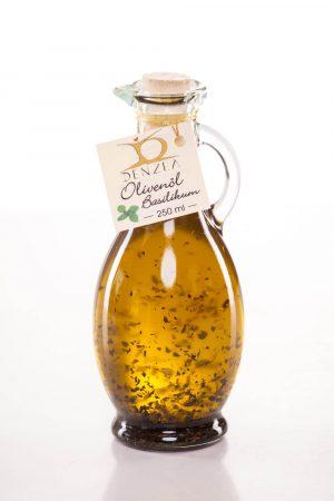 250 ml Basilikum Olivenöl