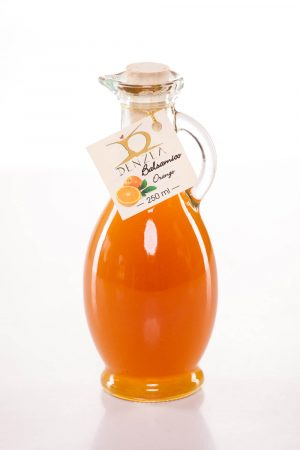 250 ml Orangen Balsamico - Detail