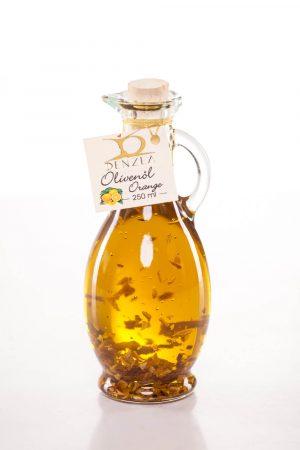 250 ml Orangen Olivenöl