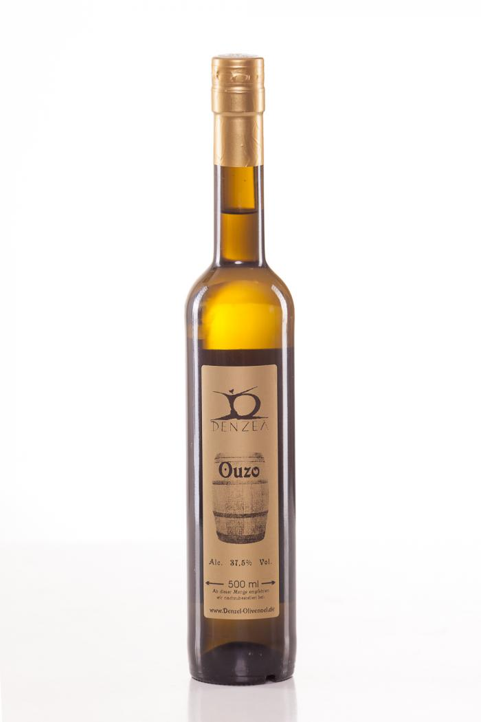 500 ml Ouzo Denzel