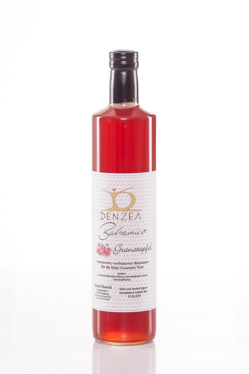750 ml Granatapfel Balsamico - Detail