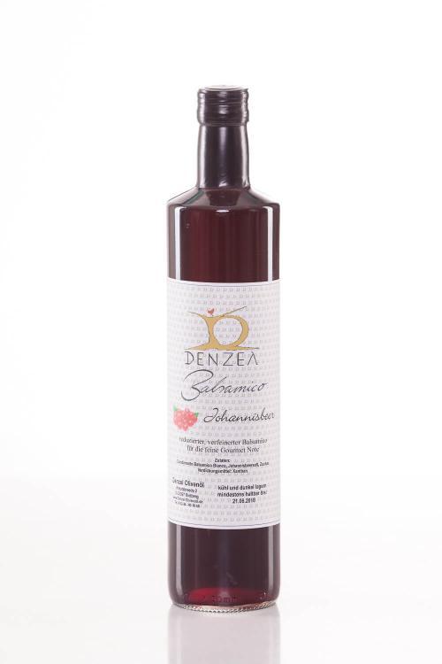 750 ml Johannisbeer Balsamico - Detail