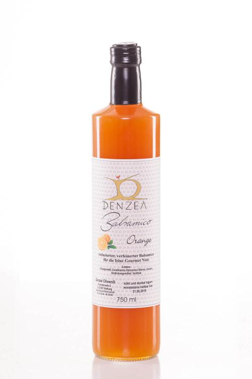 750 ml Orangen Balsamico - Detail