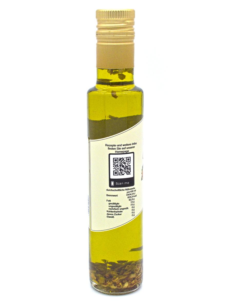 Denzel Olivenöl Orange Nährwerte
