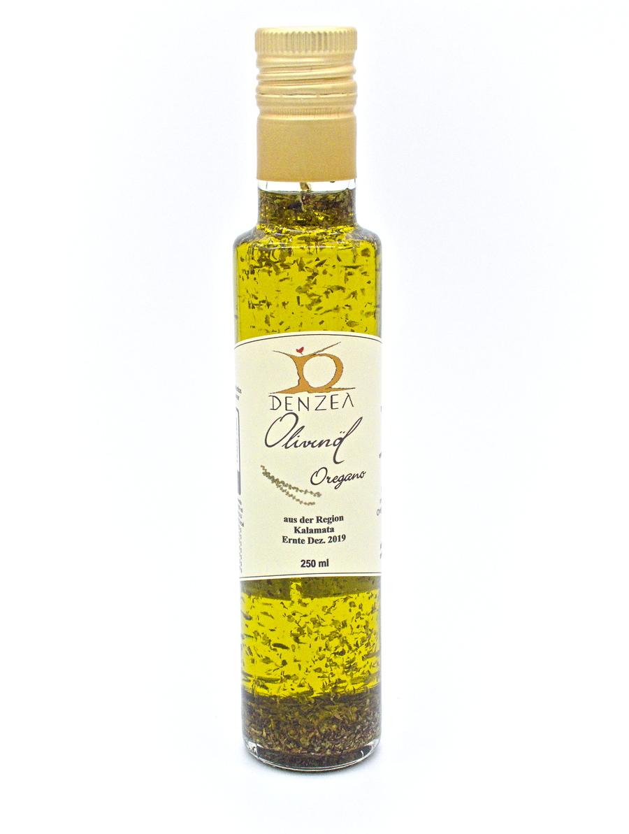 Denzel Olivenöl Oregano 250 ml