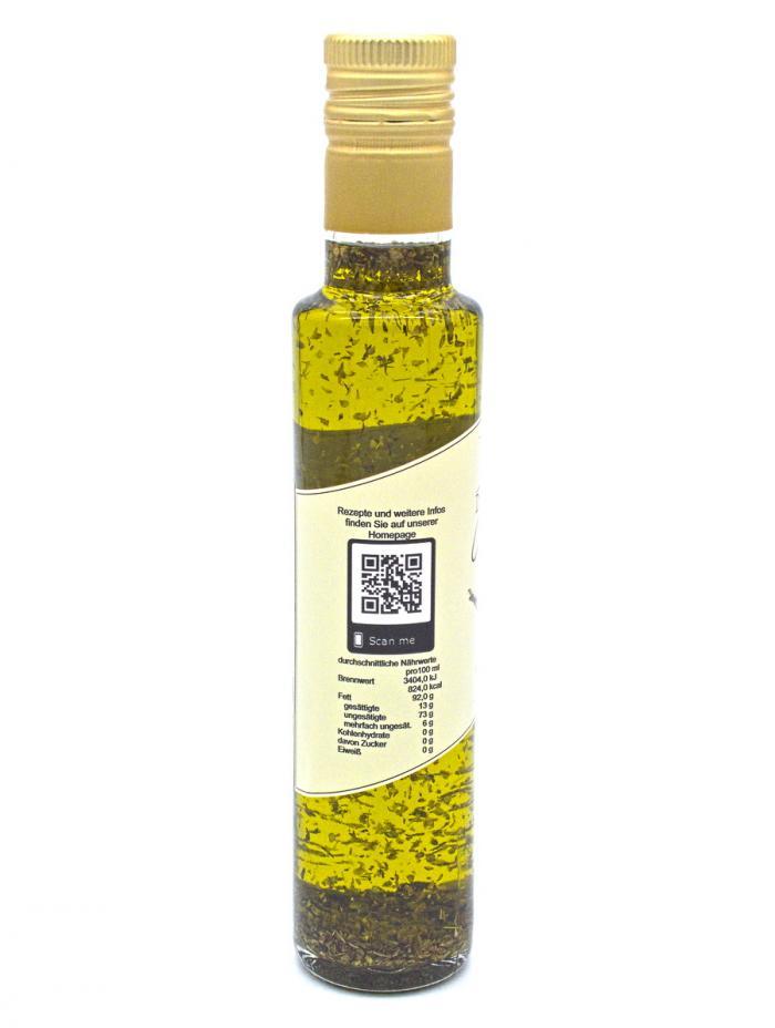 Denzel Olivenöl Oregano Nährwerte