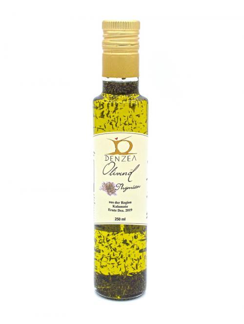 Denzel Olivenöl Thymian 250 ml