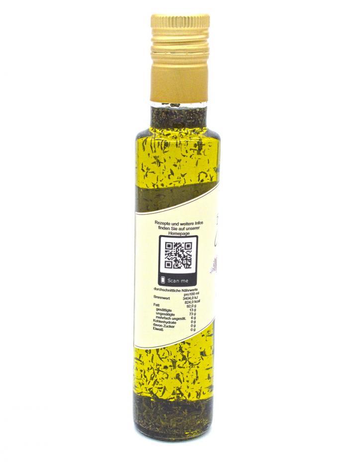 Denzel Olivenöl Thymian Nährwerte