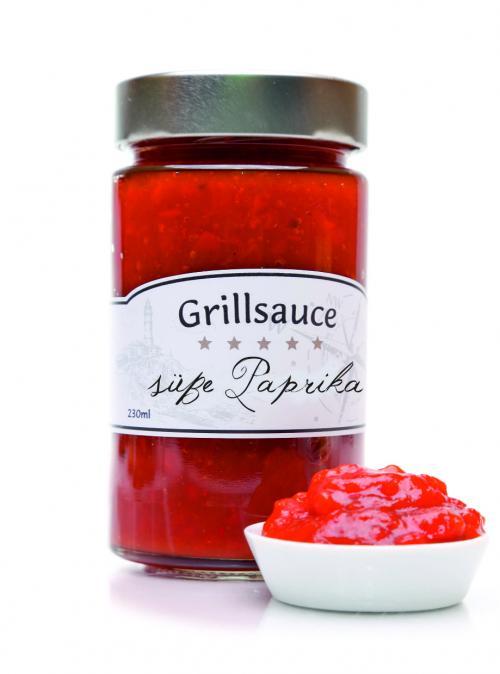 Grill-Saucen